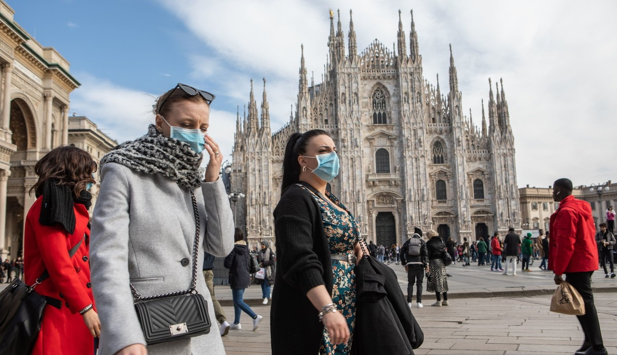 Koronavírus: karanténba kerülnek az Olaszország fertőzött tartományaiból hazatérő románok