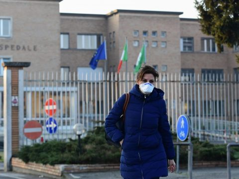 Koronavírus: karantént rendeltek el két olasz tartományban