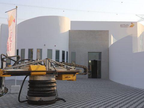 Megnyitották a világ legnagyobb 3D nyomtatóval készített épületét