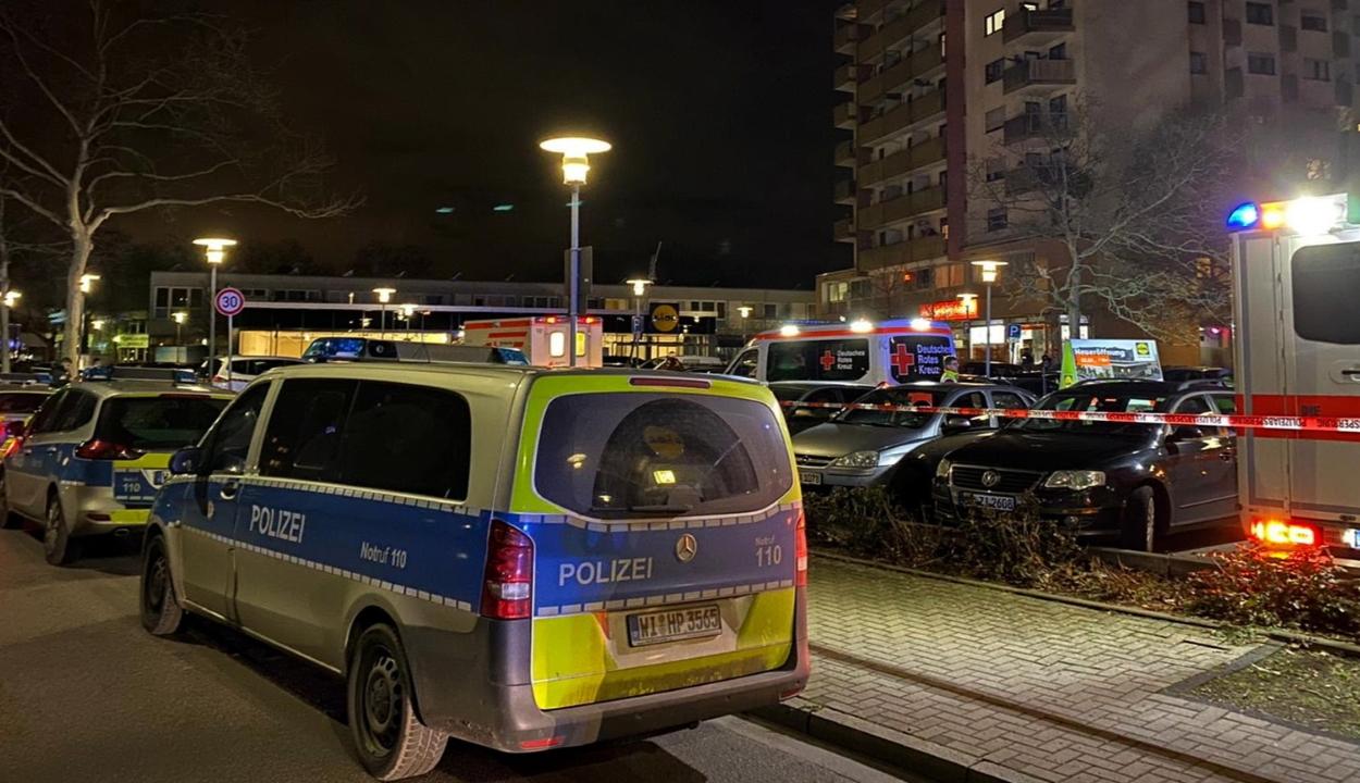 Több embert lelőttek a Frankfurt melletti Hanau városában