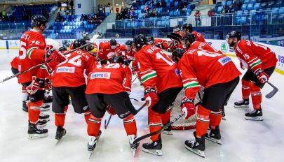 Magyar-magyar csata a jégen