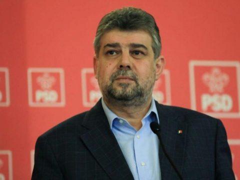 A PSD párton kívüli kormányfő-jelöltet fog nevesíteni, ha átmegy a bizalmatlansági indítvány