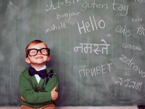 Másként gesztikulálnak a kétnyelvű gyerekek