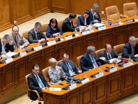 A parlament beiktatta a harmadik Orban-kormányt