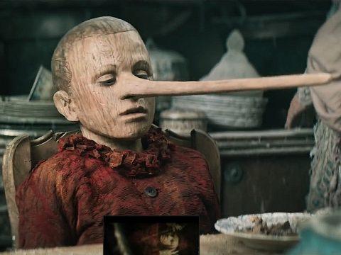 Újra filmen Pinocchio
