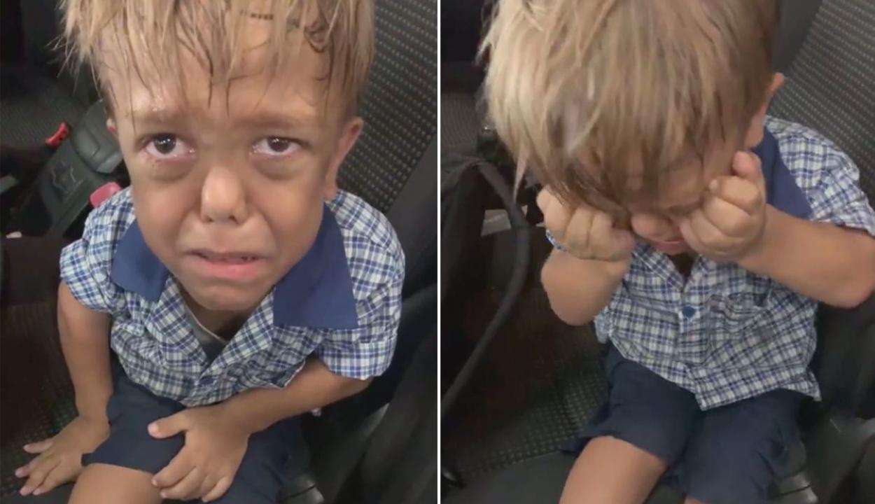 Öngyilkos akart lenni a 9 éves fiú, mert gúnyolták termete miatt