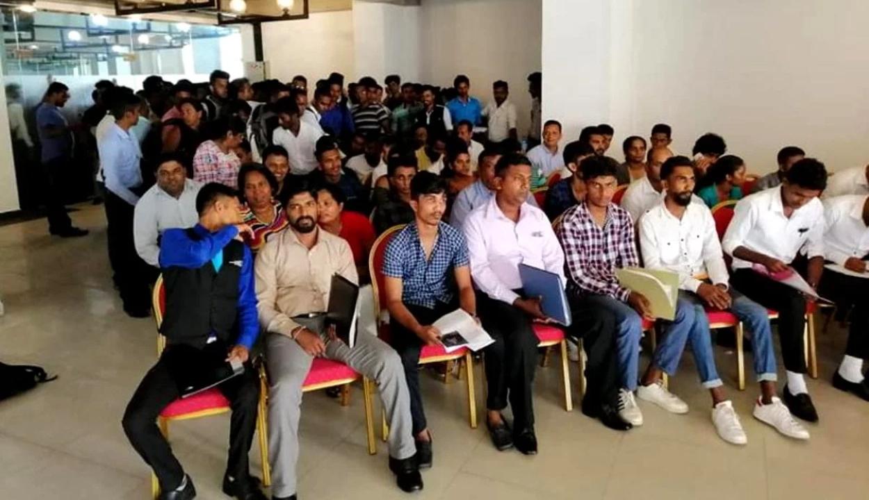 Román településeken is volt már példa Srí Lanka-i vendégmunkások elleni fellépésre