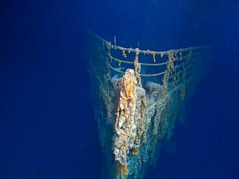Felszínre hoznák a Titanic SOS jelzését küldő távírót