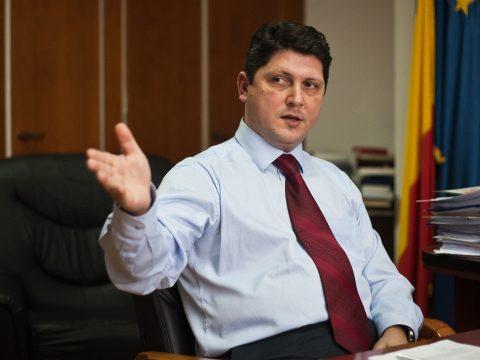 Titus Corlățean lett a szenátus ügyvivő elnöke