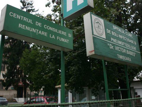 FRISSÍTVE: A temesvári járványkórházban kezelnek egy koronavírus-gyanús ápolót