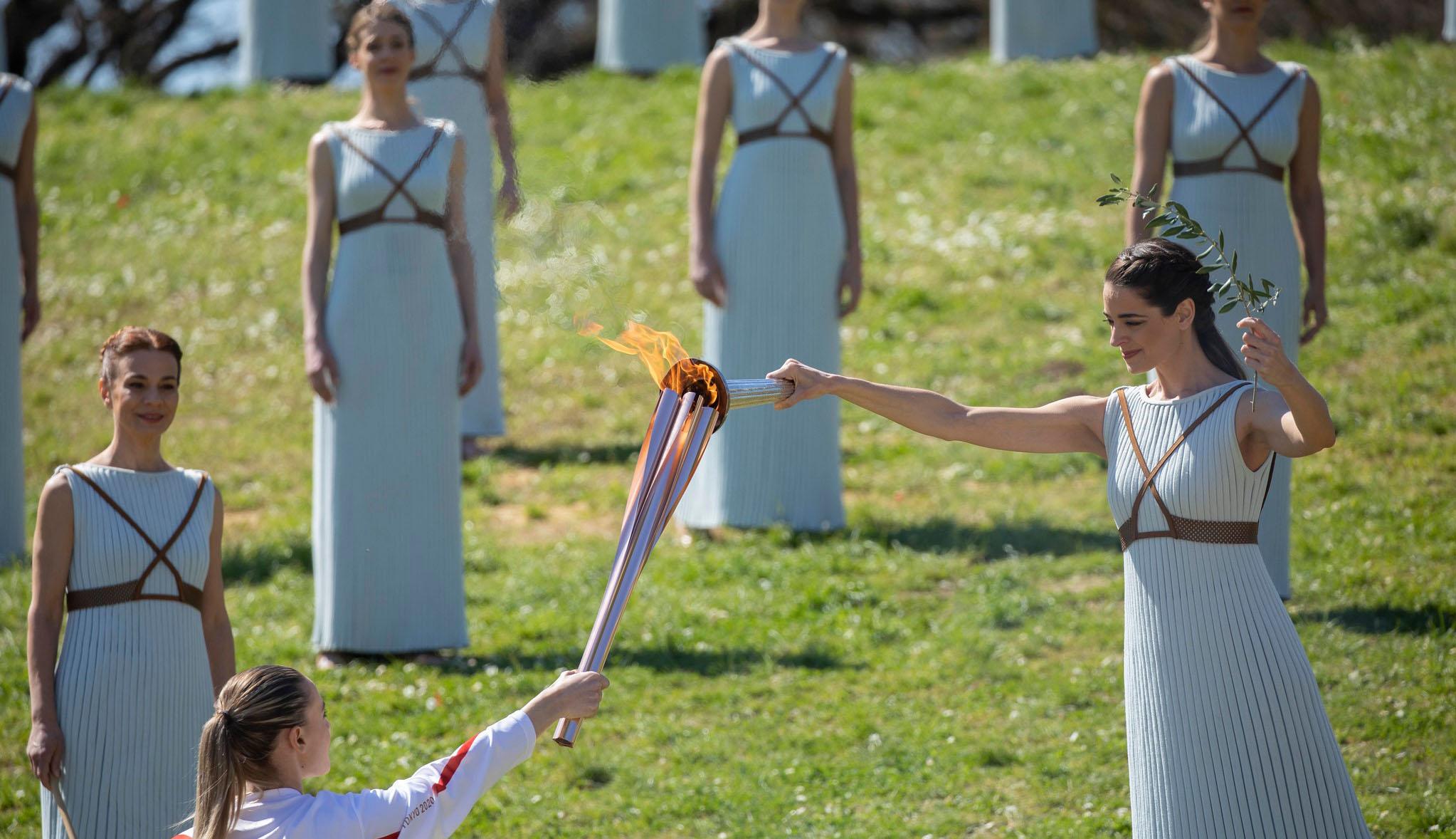 Készülnek az olimpiára