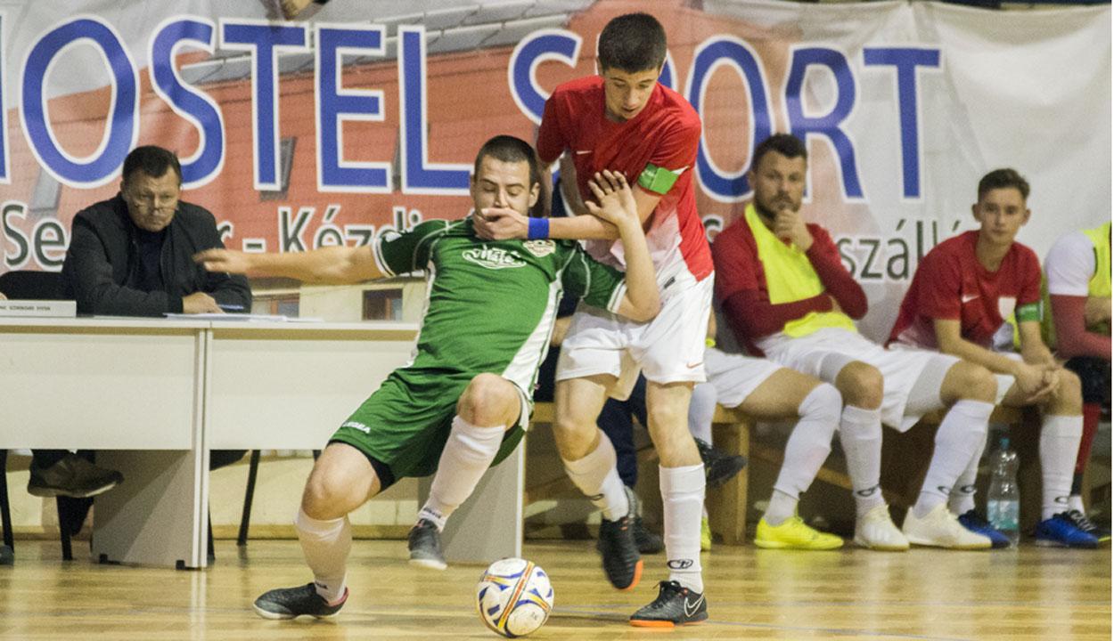 Élre állt a KSE Futsal