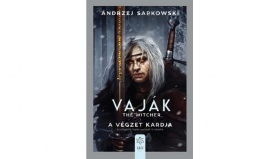Könyvajánló –Andrzej Sapkowsi: Vaják