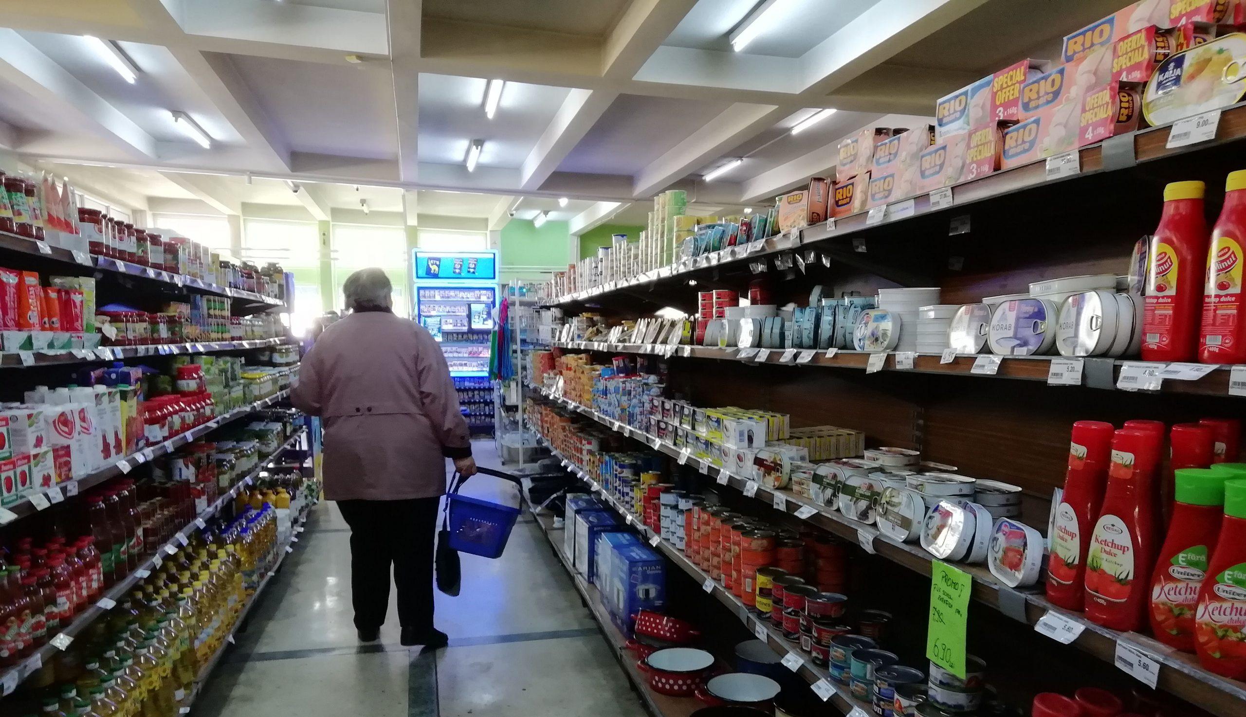 Óvintézkedések a boltokban