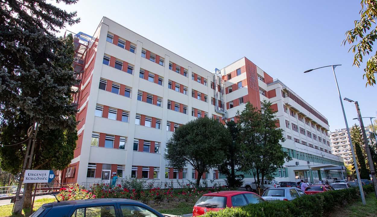 Fejlemények a sepsiszentgyörgyi kórházból