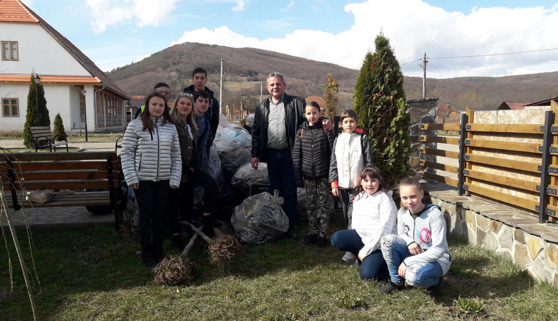 Fiatalok a környezetért