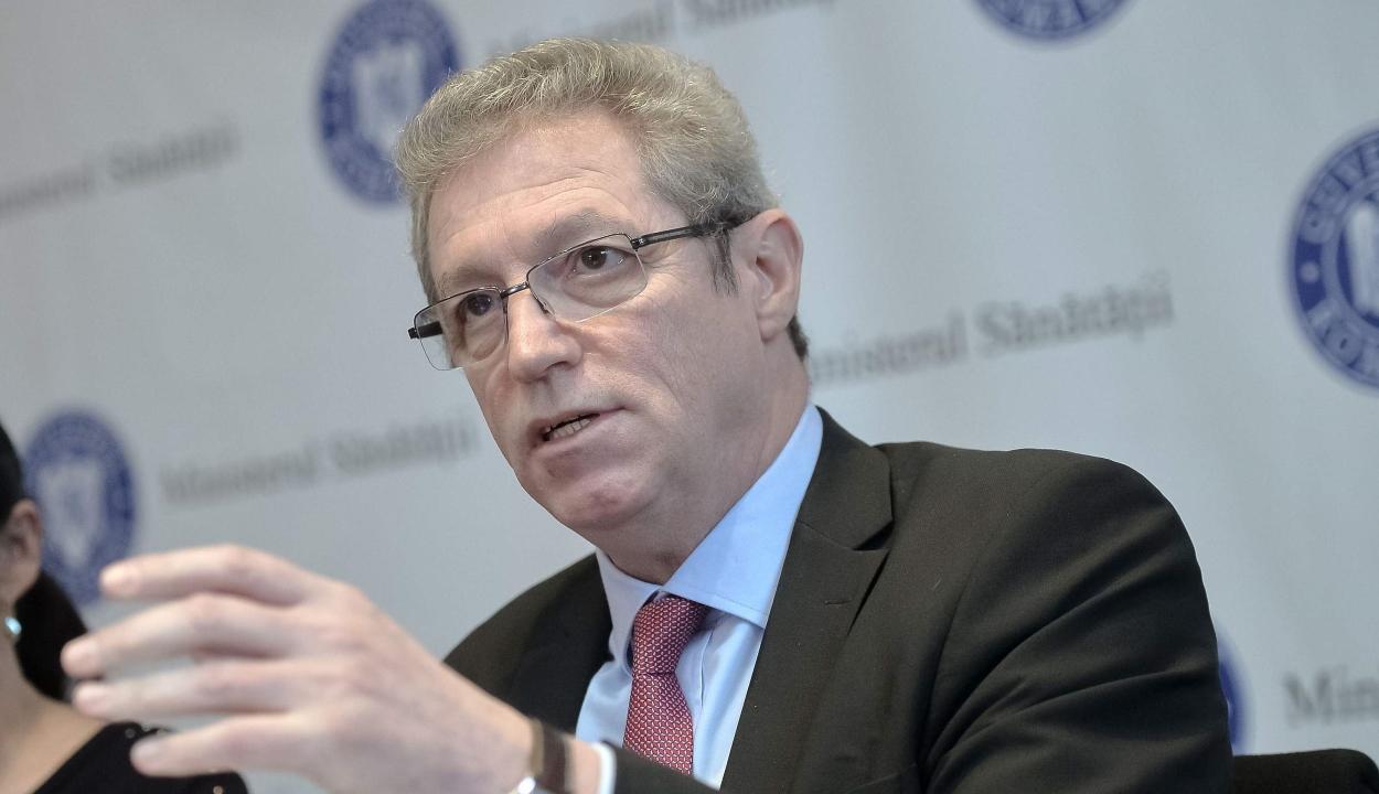 Leváltották Adrian Streinu-Cercelt az egészségügyi minisztérium járványügyi bizottságának éléről