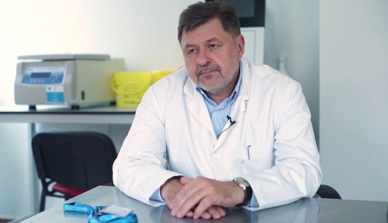 Rafila: valószínű, hogy hétfőn a regisztrált fertőzöttek száma eléri a kétezret