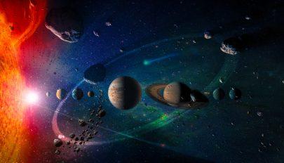 Veszélyes aszteroida tart a Föld felé
