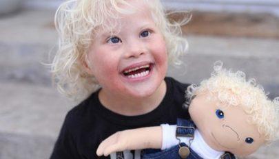 Hasonmás-babát készít beteg gyerekeknek