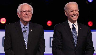 Amerikai előválasztás: Biden megállította Sanders menetelését