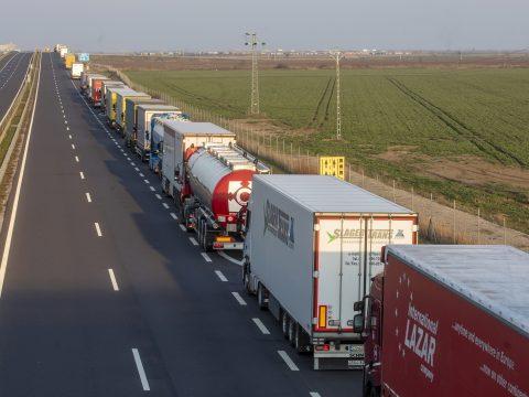Románia újabb határátkelőhelyek megnyitását kéri Magyarországtól az áruforgalom számára