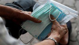 Hollandiában visszahívják a kórházakból a Kínából vett védőmaszkok felét, mert pocsék a minőségük