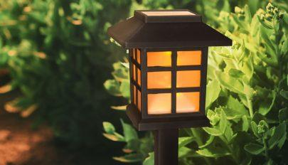 A kerti világításról dióhéjban