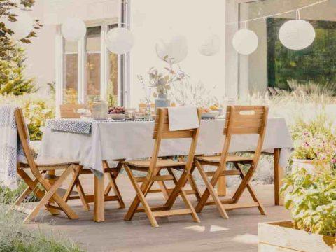 Így válassz kerti bútort!