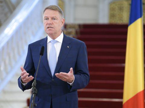 Iohannis: Románia költségvetési hiánya nagyobb lesz a tervezettnél, és ezt finanszírozni kell