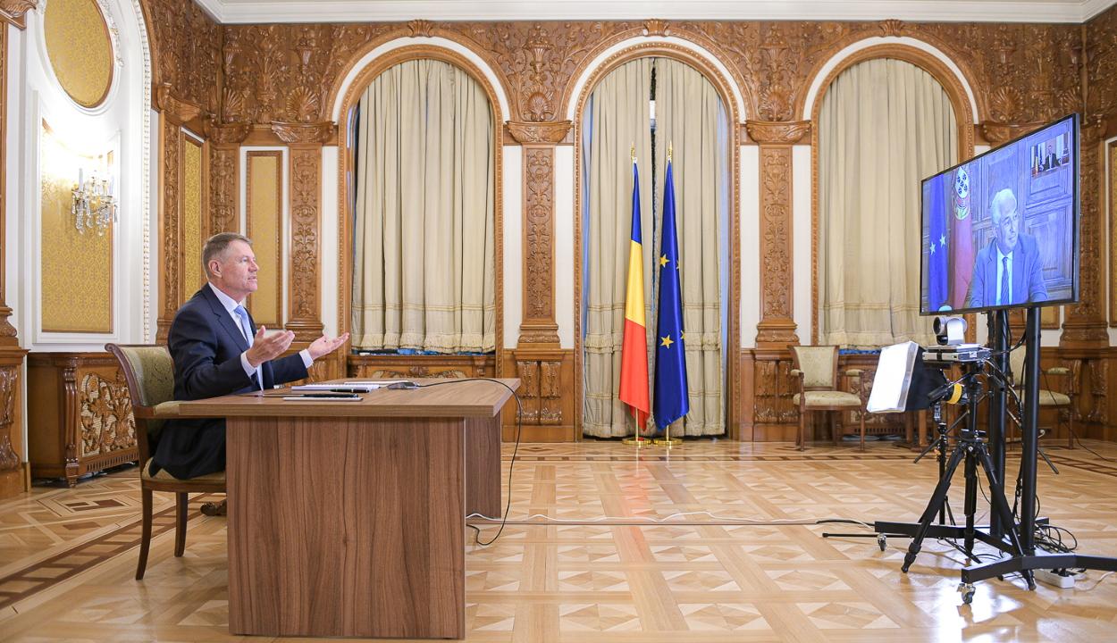 Az Európai Unió polgári védelmi mechanizmusának aktiválását kérte Klaus Johannis