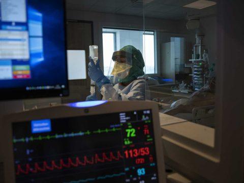 12 éves lány halt meg Belgiumban a koronavírus miatt