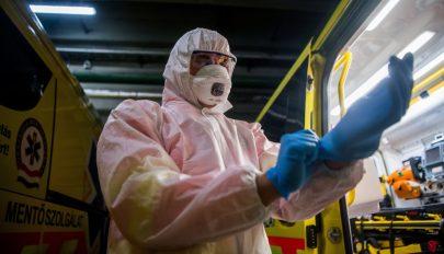 Megugrott a koronavírussal fertőzöttek száma Romániában