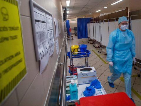 Százháromra nőtt a fertőzöttek, négyre az elhunytak száma Magyarországon