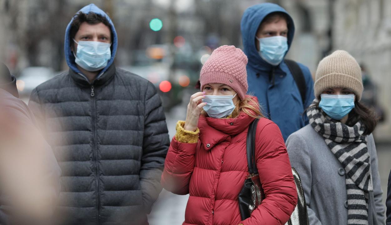 Élet a járvány idején