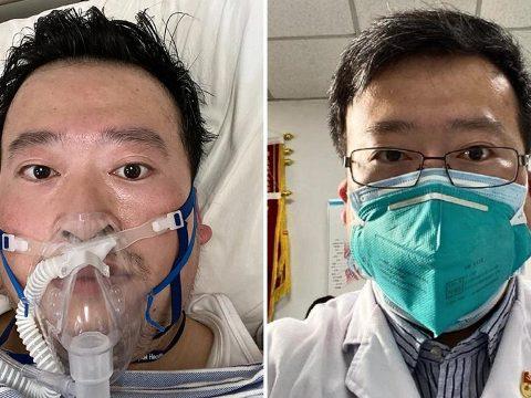 Bocsánatot kértek a koronavírusra elsők között figyelmeztető orvos meghurcolása miatt