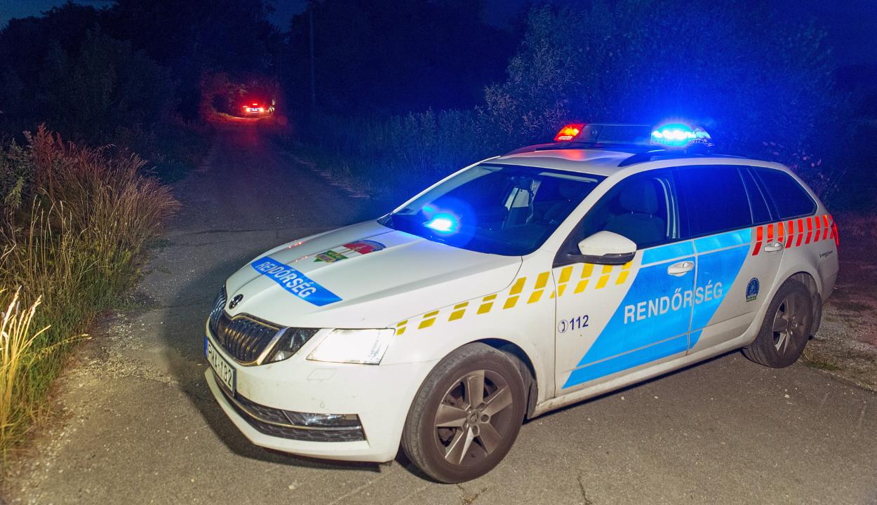Őrizetbe vették az élettársát halálra verő romániai férfit a magyar rendőrök
