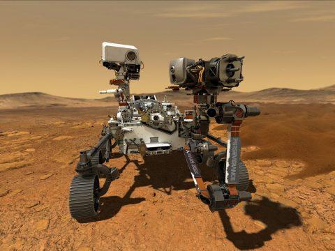 Elnevezték a NASA következő marsjáróját