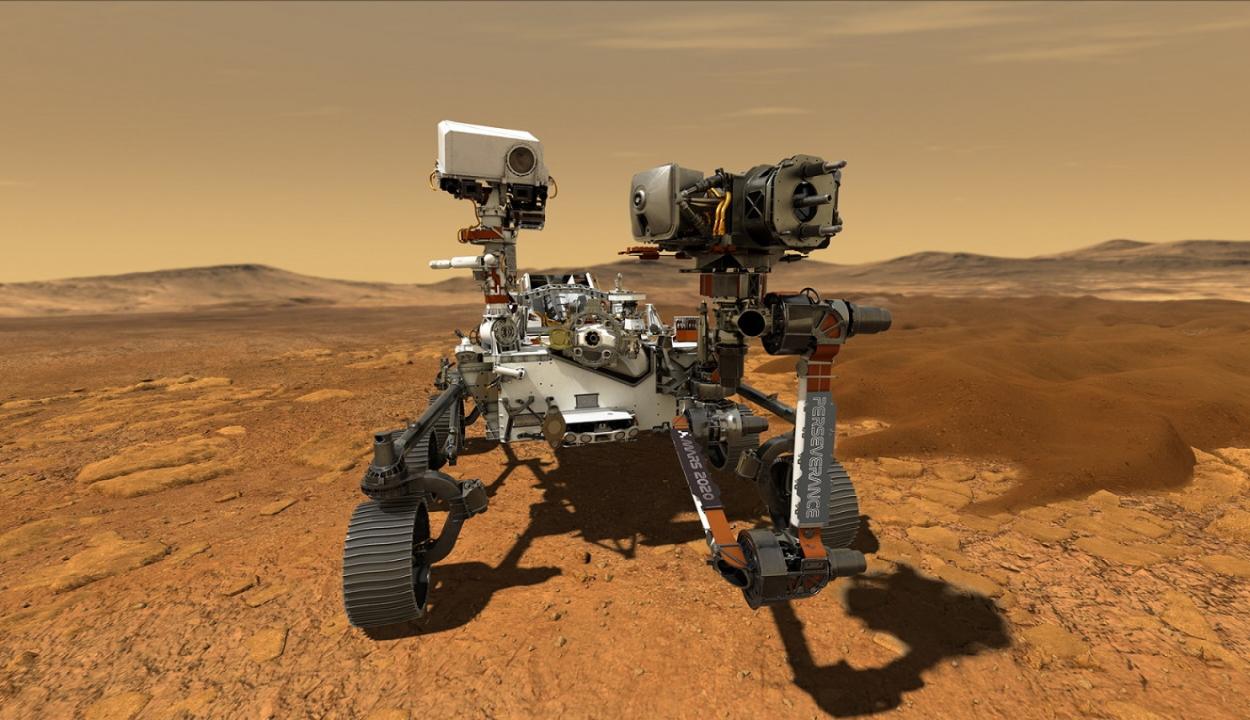 Tizenegymillió ember nevét viszi magával a NASA következő marsjárója