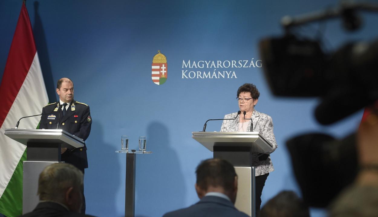 Sikerült lassítani a koronavírus terjedését Magyarországon