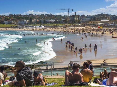 """Az ausztrál nyarak már """"kétszer olyan hosszúak"""", mint a telek"""