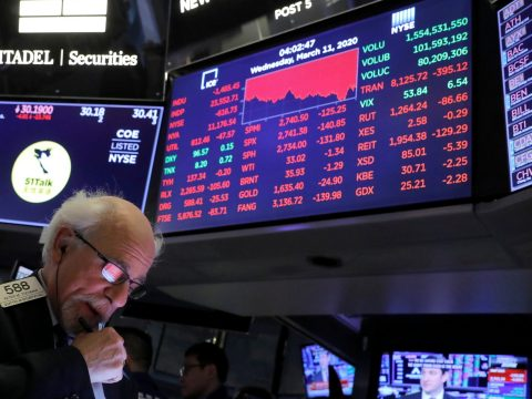 EU-prognózis: példátlan mértékű visszaesésre számíthat az idén az EU gazdasága
