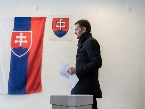 Nem lesz magyar párt a szlovák parlamentben