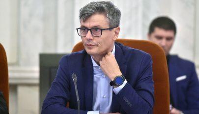 Megfertőződött a koronavírussal Virgil Popescu gazdasági miniszter