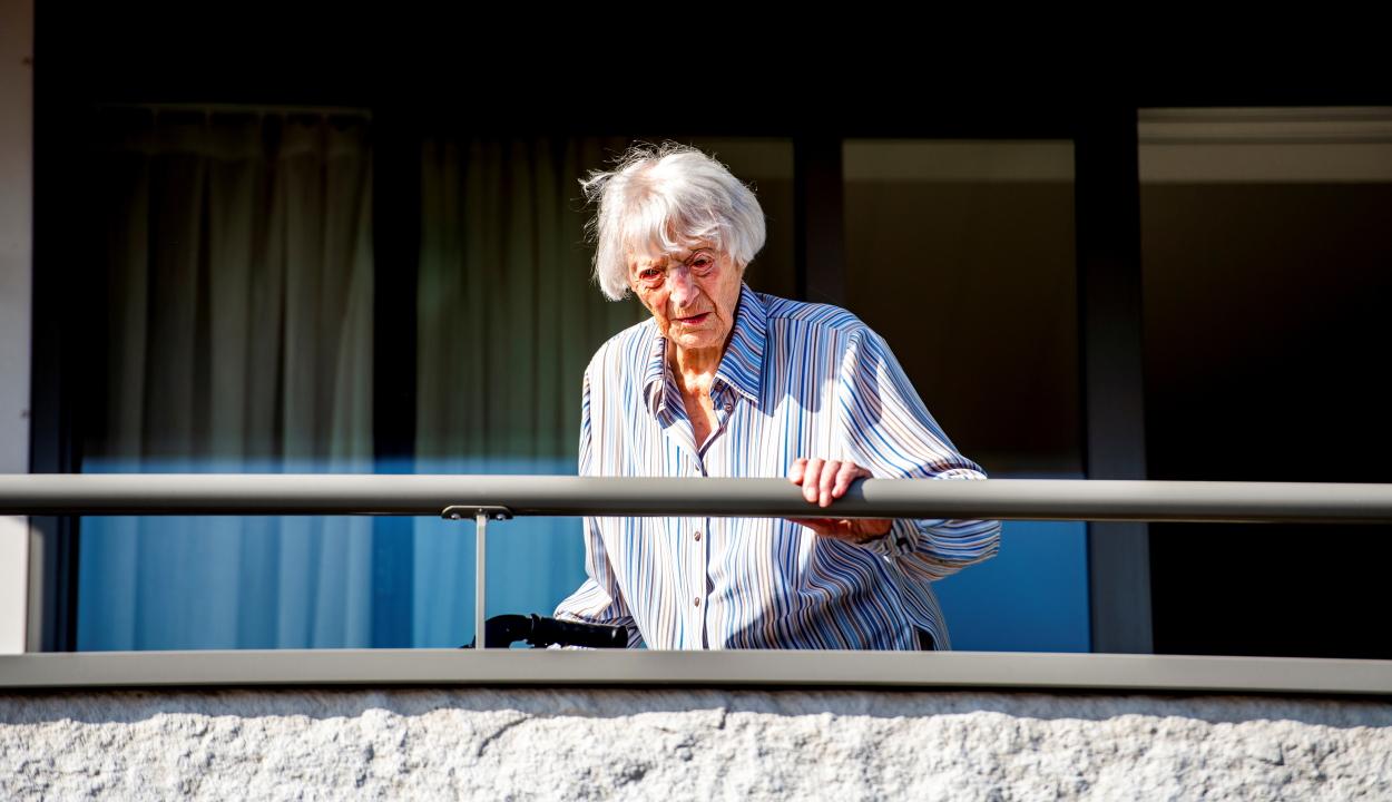 Egy 107 éves holland nő lehet a legidősebb, aki kigyógyult a koronavírusból