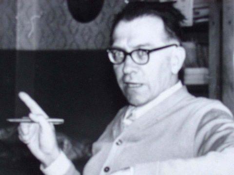 Dr. Borbáth Károly történész halálának 40. évfordulójára