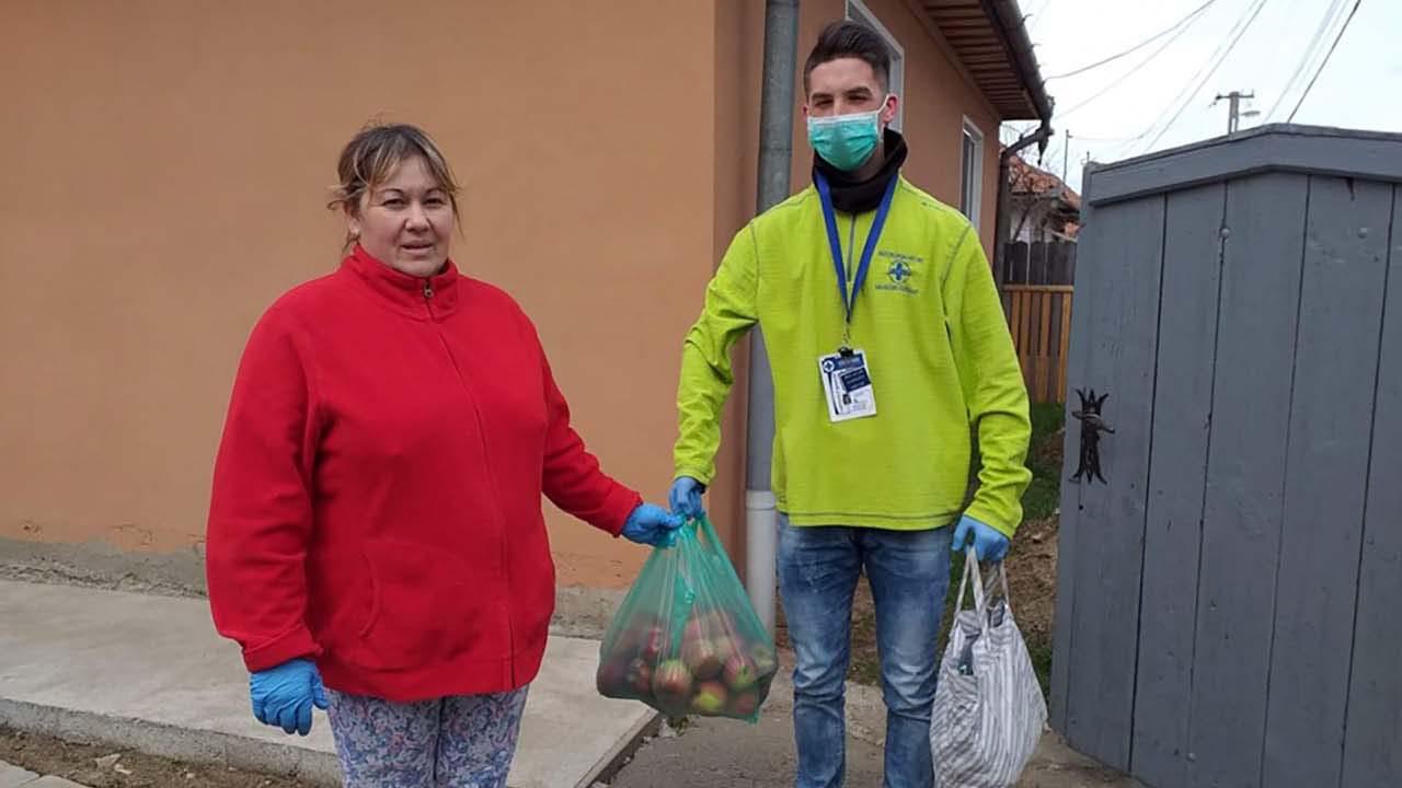 Egy hónapja indították az önkéntes szolgálatot