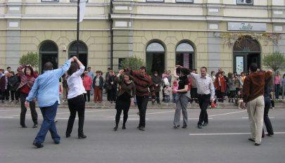 Mindenki tud táncolni!