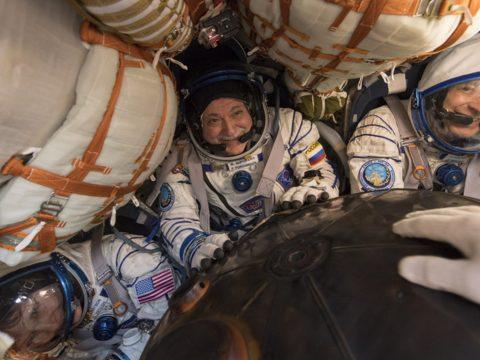 Űrhajós tippek a karantén idejére
