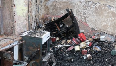 Tűzeset Vargyason, meghalt egy idős nő